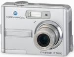Accessoires pour Konica Minolta Dimage E500