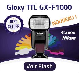 Flash Gloxy GX-F1000