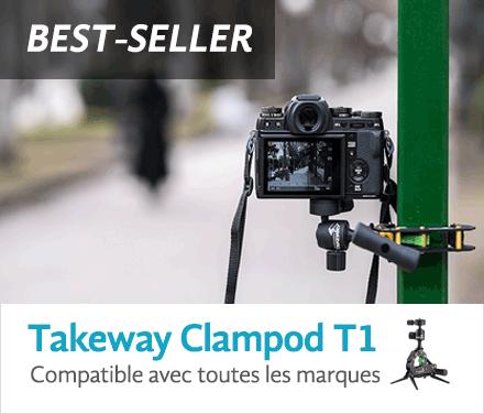 Clampod Takeway T1