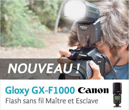 Gloxy GX-F1000 Canon