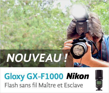 Gloxy GX-F1000 Nikon