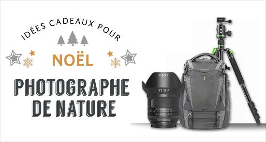 Cadeaux pour photographes de nature