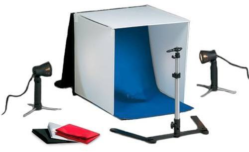 Studio Photographique Portable Photo Studio pour Sony DSC-HX100V