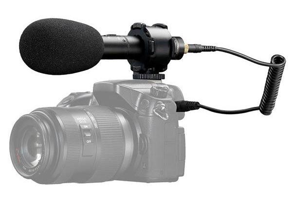 Boya BY-PVM50 Microphone condensateur stéréo