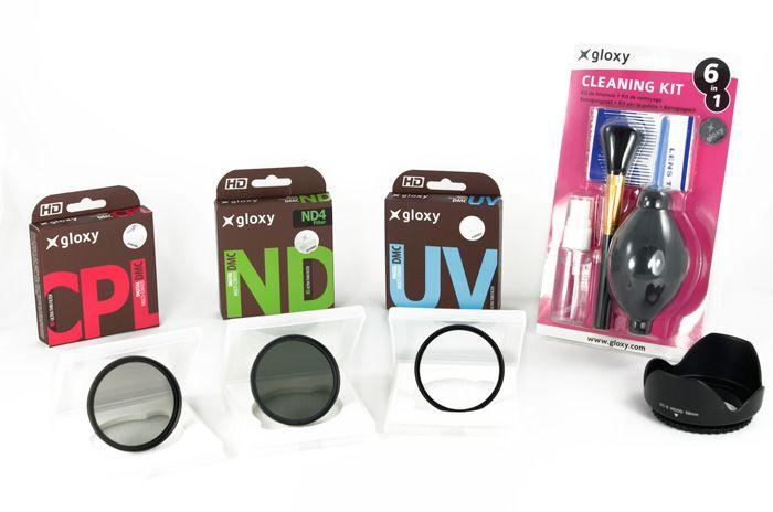 Kit Starter de 10 pièces pour appareils pour Sony DSC-HX100V