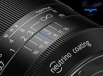 Irix 11mm f/4.0 Blackstone Objectif Grand angle