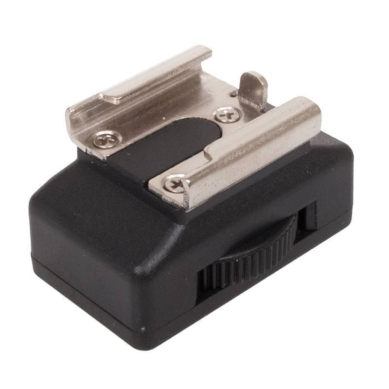 """Adaptateur de griffe avec pas de vis 1/4"""" pour Sony DSC-HX100V"""