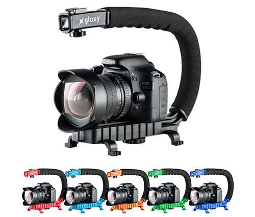 Stabilisateur pour Video Gloxy Movie Maker