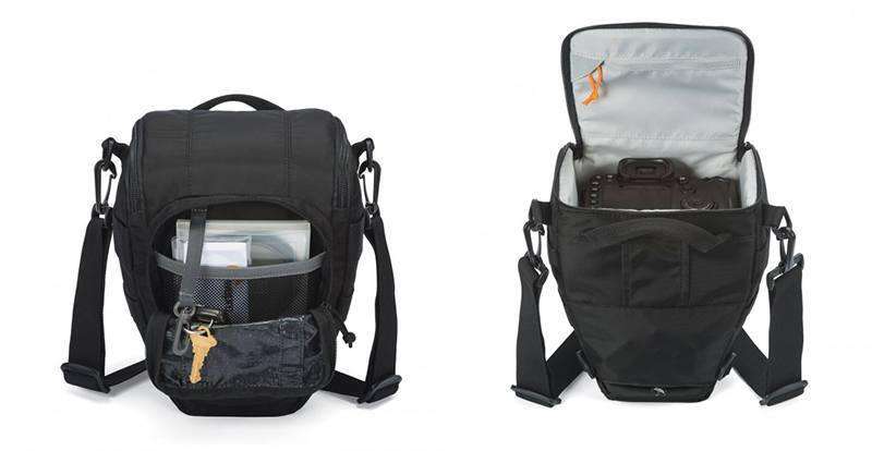 Sac Photo Lowepro Toploader Zoom 50aw II pour Sony DSC-HX100V