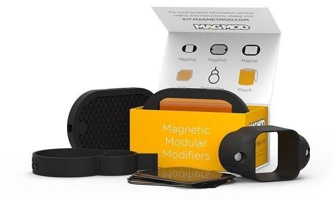Kit de modificateurs de lumière pour flash cobra MagMod 2
