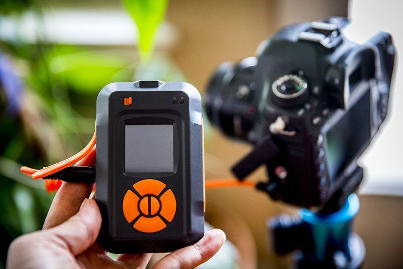 Miops Smart Déclencheur Appareil photo et Flash avec Smartphone Canon C2