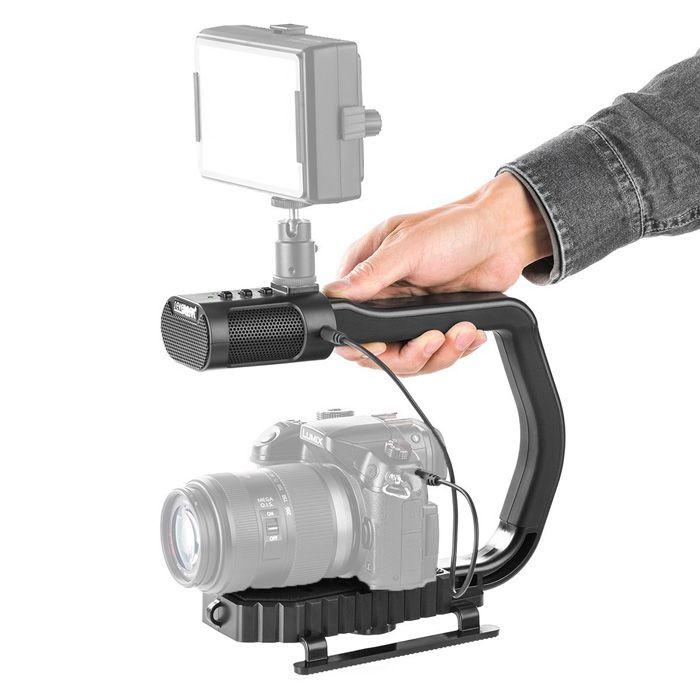 Stabilisateur avec micro intégré Sevenoak MicRig Stéréo