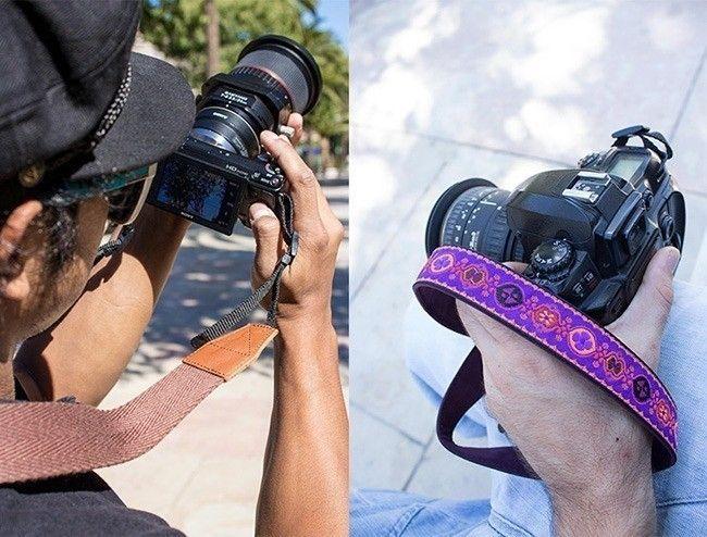 Sangle Spark pour appareils photo pour Sony DSC-HX100V