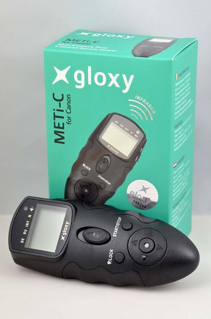 Télécommande intervallomètre sans fil Gloxy METi