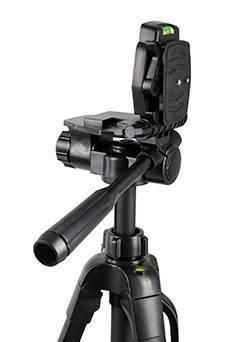 Trépied Gloxy GX-TS370 + Tête 3D pour Sony DSC-HX100V